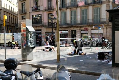 Paraguayo relata cómo fue el atentado en Barcelona