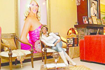 Cynthia Tarragó quiere ser presidenta