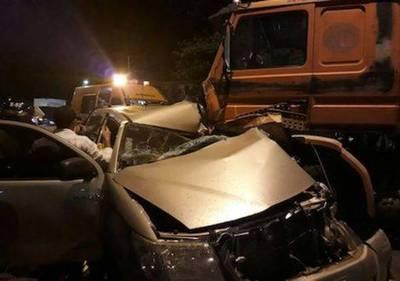 Aparatoso accidente dejó un muerto en Paraguarí