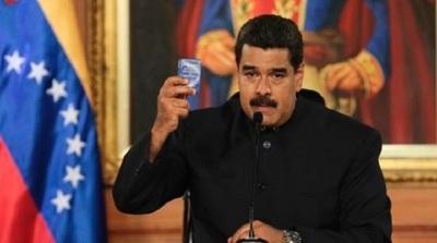 Constituyente disuelve parlamento venezolano