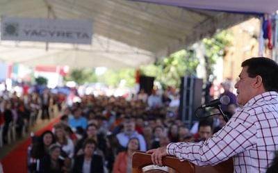 """Horacio Cartes: """"Dentro de poco estaré desempleado"""""""
