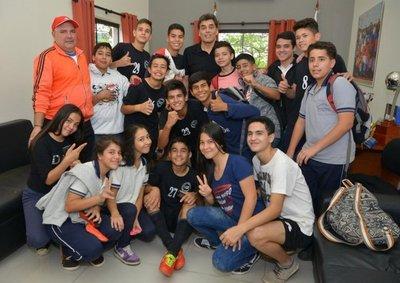 Siguen los Juegos Escolares y Estudiantiles Nacionales