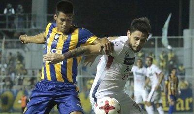 Nacional y Luqueño firman empate en la Visera