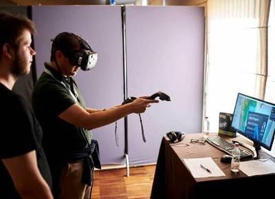 La primera experiencia del mundo en búsqueda y reserva de viajes usando realidad virtual