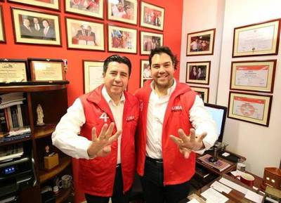 Darío González es el candidato a diputado de Oscar Tuma en Central