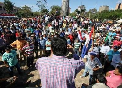 Paraguay al borde la hambruna: declaran en emergencia la agricultura familiar campesina
