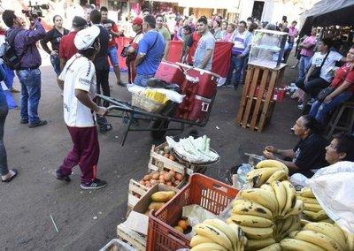 Enfrentamientos en el Mercado 4