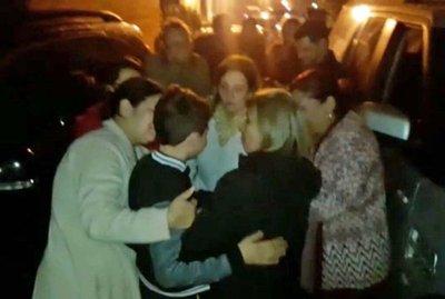 Asesoramiento paraguayo fue vital para la liberación del niño brasileño