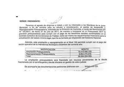 Ferreiro amplía gastos para jugosos sueldos de directores