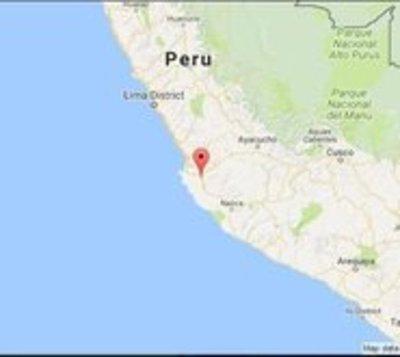 Sismo de 5.3 sacudió varios departamentos de Perú