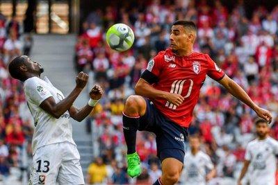 Otra derrota del Lille