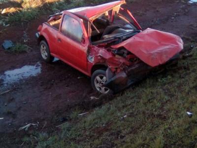 Vuelco fatal en Canindeyú