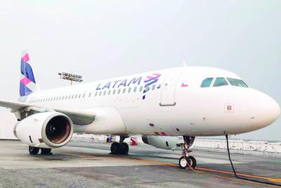 Latam Airlines disfruta su mejor pasar desde el 2012
