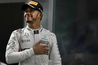 200 Grandes Premios de Hamilton en la F1