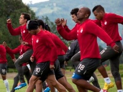 Independiente Santa Fe está en el país