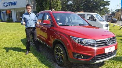 Diesa busca impactar el mercado de SUVs con la llegada del nuevo R7