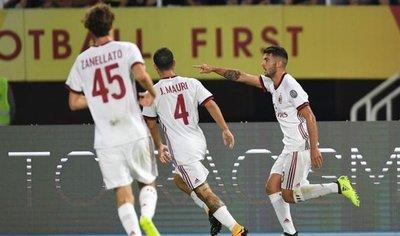 Athletic, Milan y Everton, a fase de grupos de Europa League