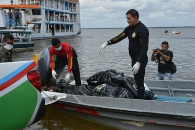 Mueren cuatro menores en el tercer naufragio en Brasil