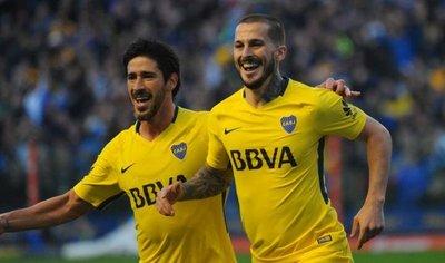 Boca estrenó su título con una contundente victoria
