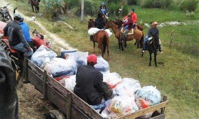 Unos 700 afectados dejó temporal en el Chaco