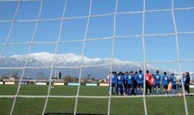 Sobran ganas en Paraguay para el encuentro con Chile