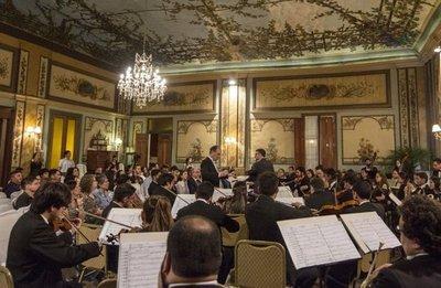 Hoy se reinicia el ciclo Música en los Palacios de Asunción
