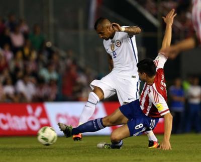 Paraguay, sin margen de error en Santiago
