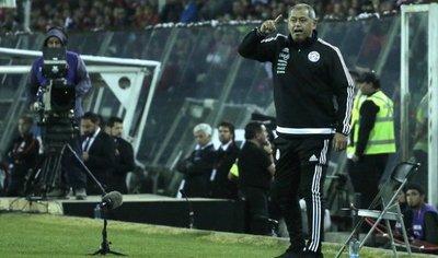 Para Paulo Da Silva, el mérito es del entrenador