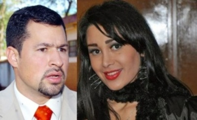 """Ex vedette y conductora de TV a la arena política"""""""