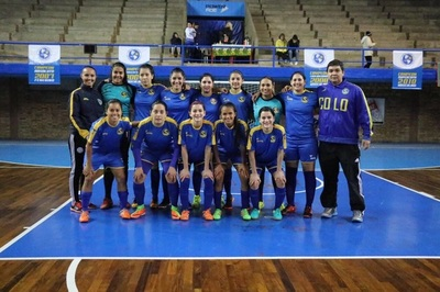 El lunes se disputará la 1º final de Futsal Femenino