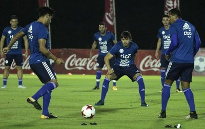 Francisco Arce ya tiene en mente el equipo