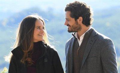 El segundo hijo de Carlos Felipe y Sofía se llamará Gabriel
