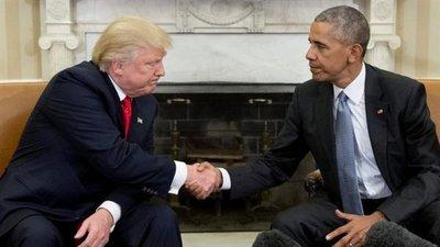 Divulgan carta que Obama dejó a Trump