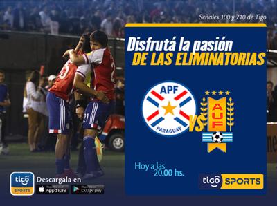 Paraguay, por otro paso hacia el Mundial