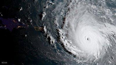 Tres huracanes activos en la cuenca atlántica