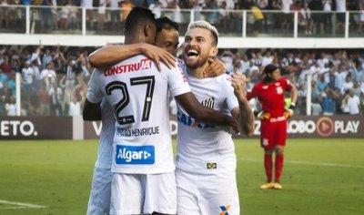 El Corinthians pierde pero mantiene ventaja en la cima