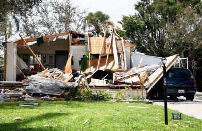 Huracanes Irma y Harvey costarán a EEUU cerca de USD 290.000 millones