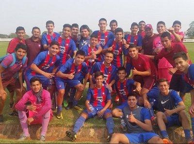 Sub 15: Cerro Porteño se aleja de sus escoltas