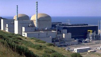 Central nuclear francesa en vigilia