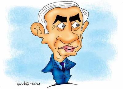 Netanyahu, la versión moderna de Moisés