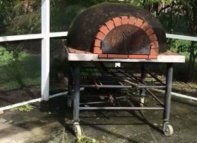 "Horno paraguayo aguantó el huracán: Tatakua anti ""Irma"""