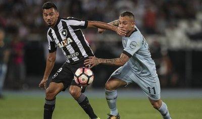 Botafogo y Gremio igualan sin goles