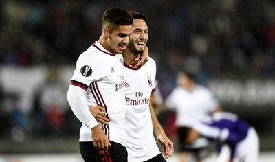 Milan, Niza y Zenit arrollan; la Real y Atalanta avasallan