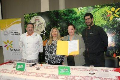 Harán el mejor plato con sabor a Paraguay