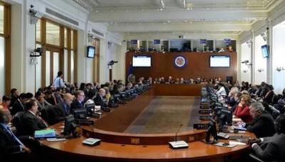 OEA abre audiencia sobre crímenes de lesa humanidad en Venezuela