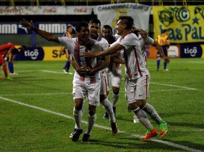 Cerro Porteño derrota en la agonía a Luqueño