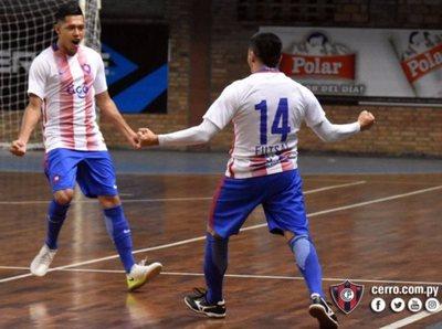 Cerro Porteño supera con holgura a Afemec