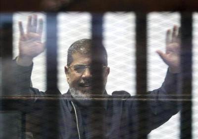 Confirman cadena perpetua a ex presidente egipcio