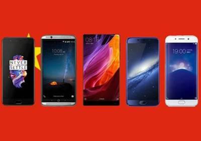 Cinco smartphones chinos comparables al iPhone, pero a menor precio