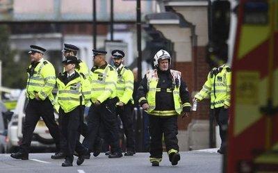 Londres: Segundo detenido por ataque